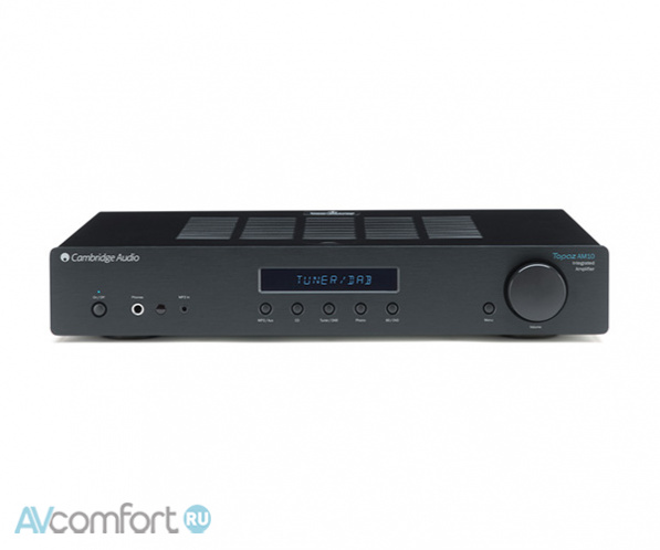 AVComfort, CAMBRIDGE AUDIO Topaz AM10 Black