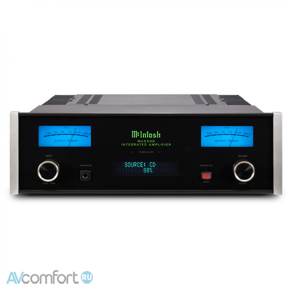 AVComfort, MCINTOSH MA5200