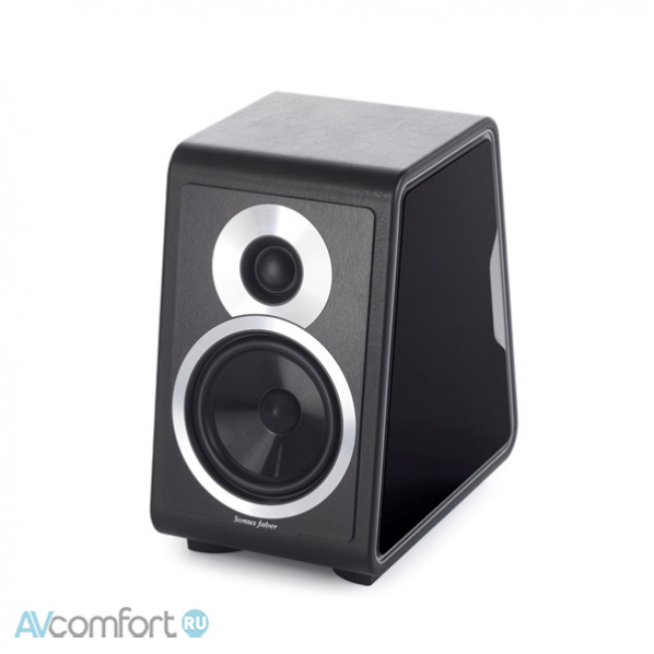 AVComfort, SONUS FABER Chameleon B Classic Black Leather