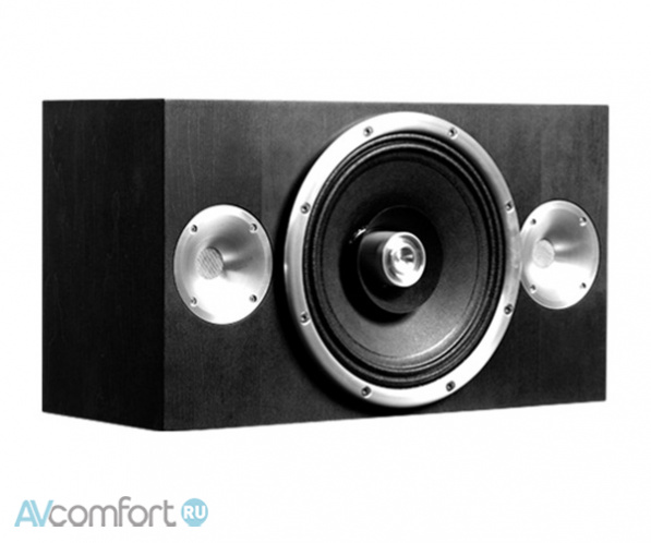 AVComfort, ZU AUDIO Omen Center Honey Walnut