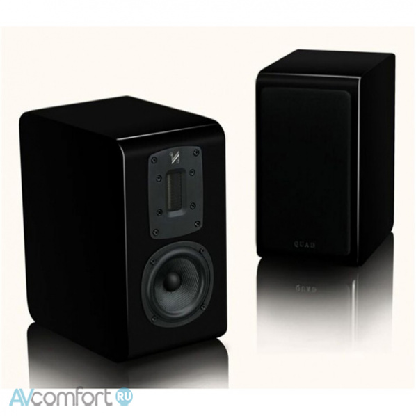 AVComfort, QUAD S-1 Black Gloss
