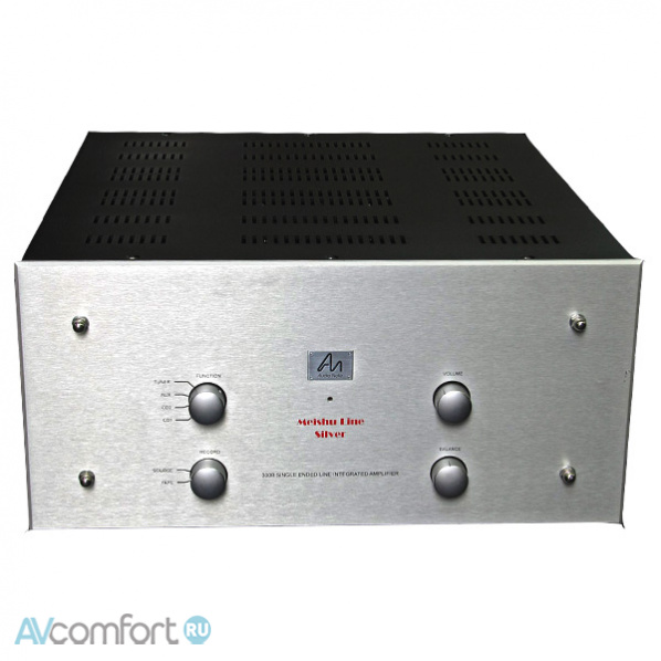 AVComfort, AUDIO NOTE MEISHU Line Silver