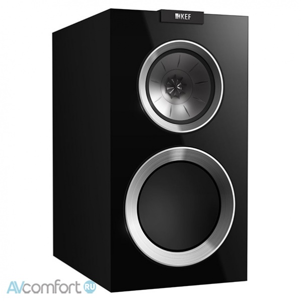 AVComfort, KEF R300 Black gloss